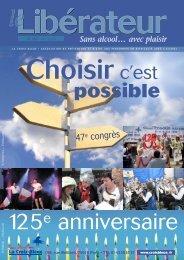 Libérateur N° 161 - La Croix Bleue