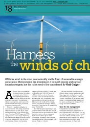 Harness the winds of change - JLT