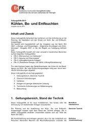 EN-5 Kühlen, Be- und Entfeuchten - ENDK Konferenz Kantonale ...