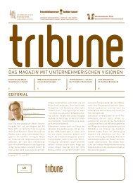 tribune Ausgabe 2/11 - Advokatenkammer Basel