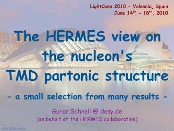 PDF format - hermes - Desy