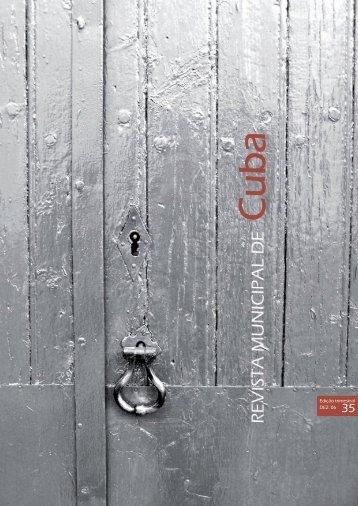 Edição trimestral DEZ.'06 35 - Câmara Municipal de Cuba