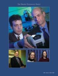 The Draper Technology Digest 2005 - Draper Laboratory