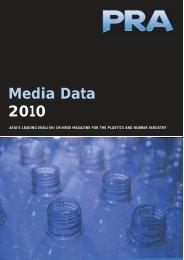 Media Data 2010 - Plastics and Rubber Asia