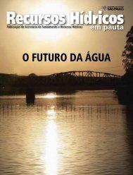 Revista | Recursos Hídricos em Pauta - sigrh - Governo do Estado ...