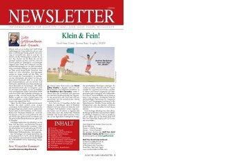 Klein & Fein! - Golf Fee Card