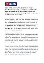 OBERGURGL-HOCHGURGL: ELEGANZ IN WEISS - Alpensicht.com