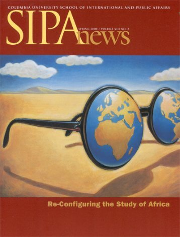 SIPA NEWS - School of International and Public Affairs - Columbia ...