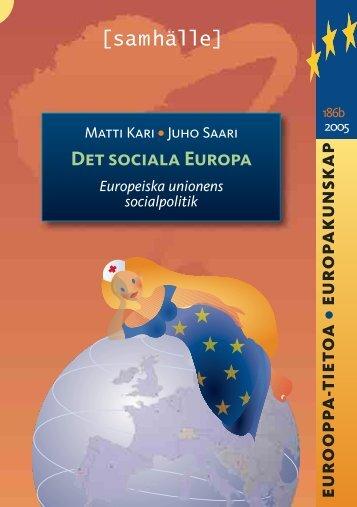 Europeiska unionens socialpolitik
