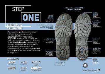 STEP ONE U-Power - Antinfortunistica Atellana