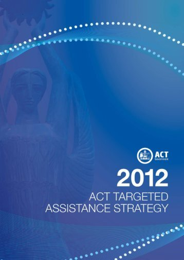 Page 1 of 60 - Chief Minister and Treasury Directorate - ACT ...