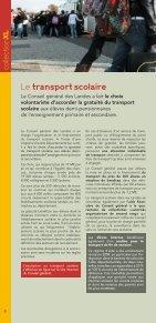 DANS LES - Conseil général des Landes - Page 6