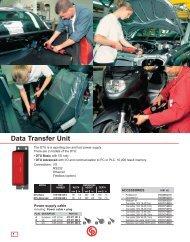 Data Transfer Unit - Pneumatic Tools Online