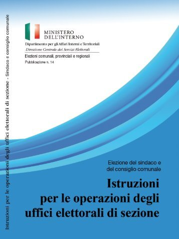 2014_05_05_Istruzioni_seggi_comunali_2014