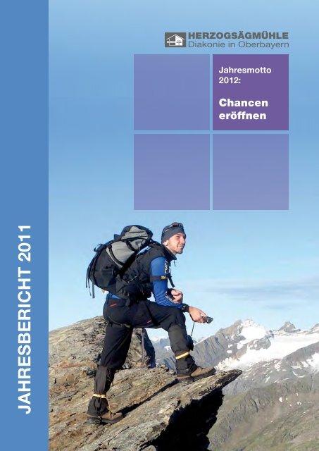 Jahresbericht 2011 (pdf 1,5 MB) - Herzogsägmühle