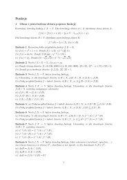 Funkcje - Wydział Matematyki i Informatyki