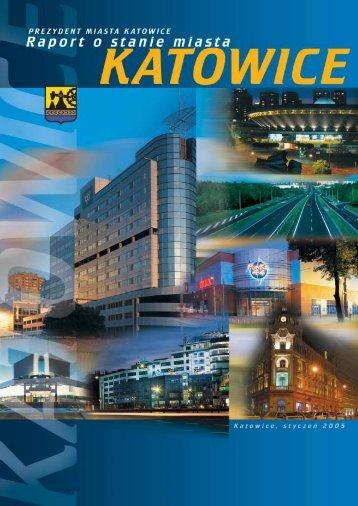 Raport o stanie miasta Katowice