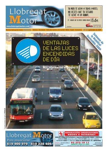 Septiembre 09 - Llobregat Motor