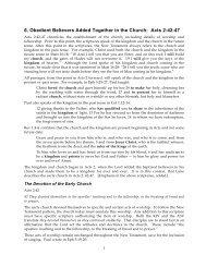 Acts 2:42-47 PDF - Gospel Lessons