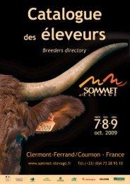 Prim'Holstein - Sommet de l'élevage