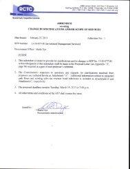 ADDENDUM NO. 1, Dated February 27, 2013 - Riverside County ...