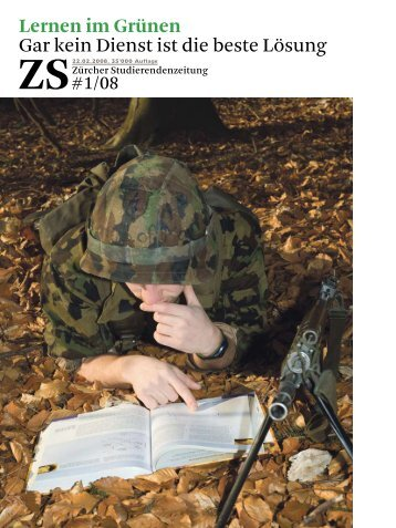Lernen im Grünen - Zs-online.ch