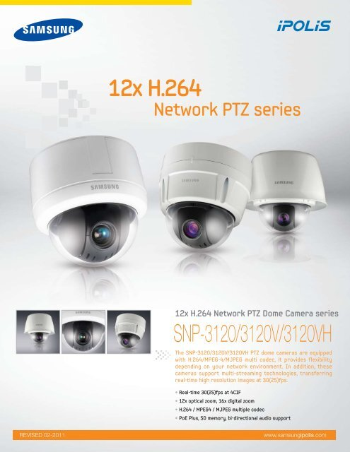 SAMSUNG SNP-3120 NETWORK CAMERA DRIVER DOWNLOAD