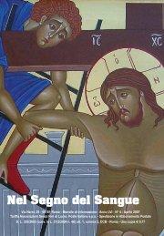 Aprile 2007 - Centro Studi Sanguis Christi