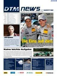 geht es zum Download der Norisring-Ausgabe... - DTM