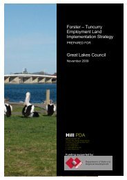 Hill - Great Lakes Council - NSW Government