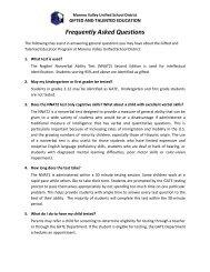 GATE FAQ.pdf - Moreno Valley Unified School District