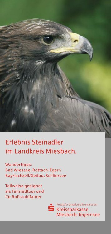 Wanderkarten - Kreissparkasse Miesbach-Tegernsee