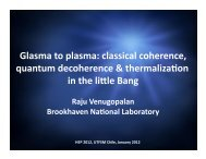 Glasma to plasma: classical coherence, quantum decoherence &