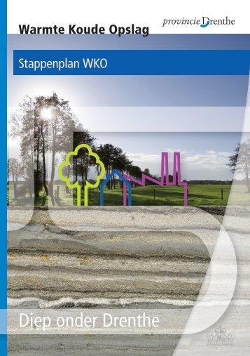 brochure 3 WKO stappenplan - Provincie Drenthe