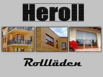 Profile - RollladenFactory