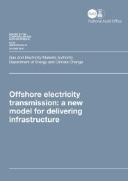 Offshore electricity transmission - INTOSAI – Working Group on ...