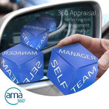 360 Appraisal - AMA - The Institute of the Motor Industry