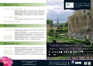 Rendez-vous aux jardins - Haute-Marne