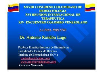 caso colombia II [Modo de compatibilidad] - Antonio Rondón Lugo