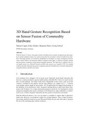 3D Hand Gesture Recognition Based on Sensor Fusion of ...