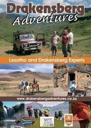 Drakensberg - Sani Lodge Backpackers
