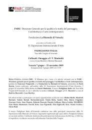 Padiglione Italia - Artelab