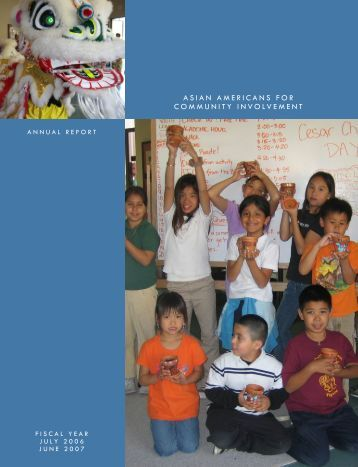 2006-2007 Annual Report - AACI