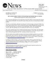 For Release: IMMEDIATE Contact: Lori Severino Tuesday, June 29 ...