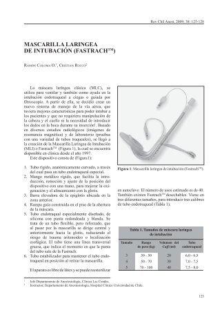 mascarilla laringea de intubación (fastrachtm) - Sociedad de ...