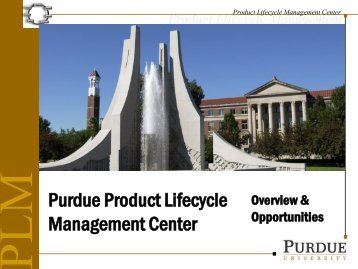 Membership Overview - College of Technology - Purdue University