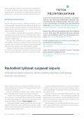 Nolla tapaturmaa -foorumin uutislehti 2/2013 - Työterveyslaitos - Page 5