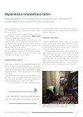 Nolla tapaturmaa -foorumin uutislehti 2/2013 - Työterveyslaitos - Page 7