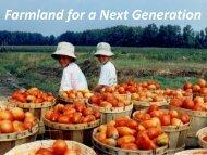 Farmland for a Next Generation - American Farmland Trust - New York