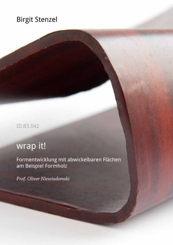wrap it! - Birgit Stenzel